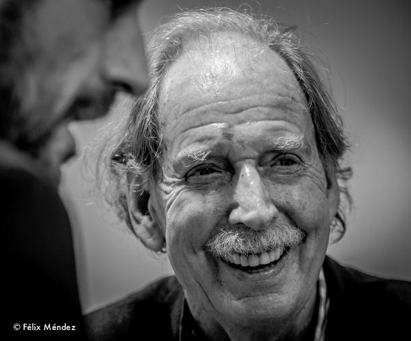 Hans Rudolf Gerstenmaier, el coleccionista alemán afincado en España desde 1962 que ha donado once obras al Museo Nacional del Prado. Fotografía de Félix Méndez.