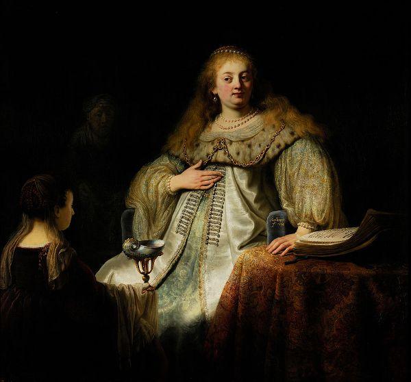 El tema de Judit decapitando a Holofernes en el Arte.